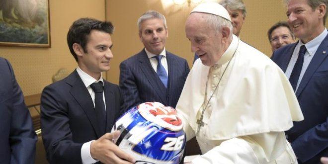البابا فرنسيس: الرياضة وسيلة تربوية فعالة في حال احترام القواعد