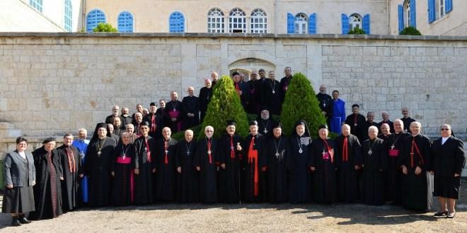 الراعي في افتتاح الدورة ال52 لمجلس البطاركة والاساقفة الكاثوليك: لا يمكن القبول بأن يحكم لبنان بذهنية ميليشيات سياسية