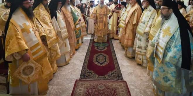 كنيستا أنطاكية وروسيا احتفلتا بمرور 60 عاما على وجود الأمطوش الروسي في دمشق