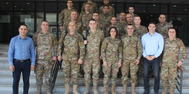 ورشة عمل حول الأمن السيبراني بين اللبنانية والجيش
