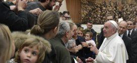 في مقابلته العامة مع المؤمنين البابا فرنسيس يتحدث عن زيارته الرسولية إلى الإمارات العربية المتحدة