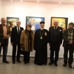 معرض لوحات لاكثر من 48 فنانا أرمينيا لمناسة مرور 90 عاما على تأسيس جمعية هامازكائين للثقافة