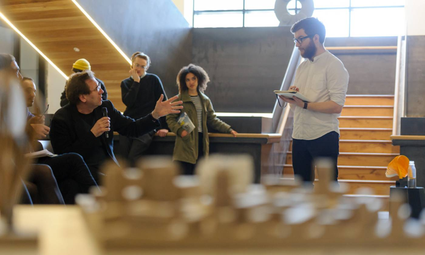 About Us The Bartlett School Of Architecture Ucl