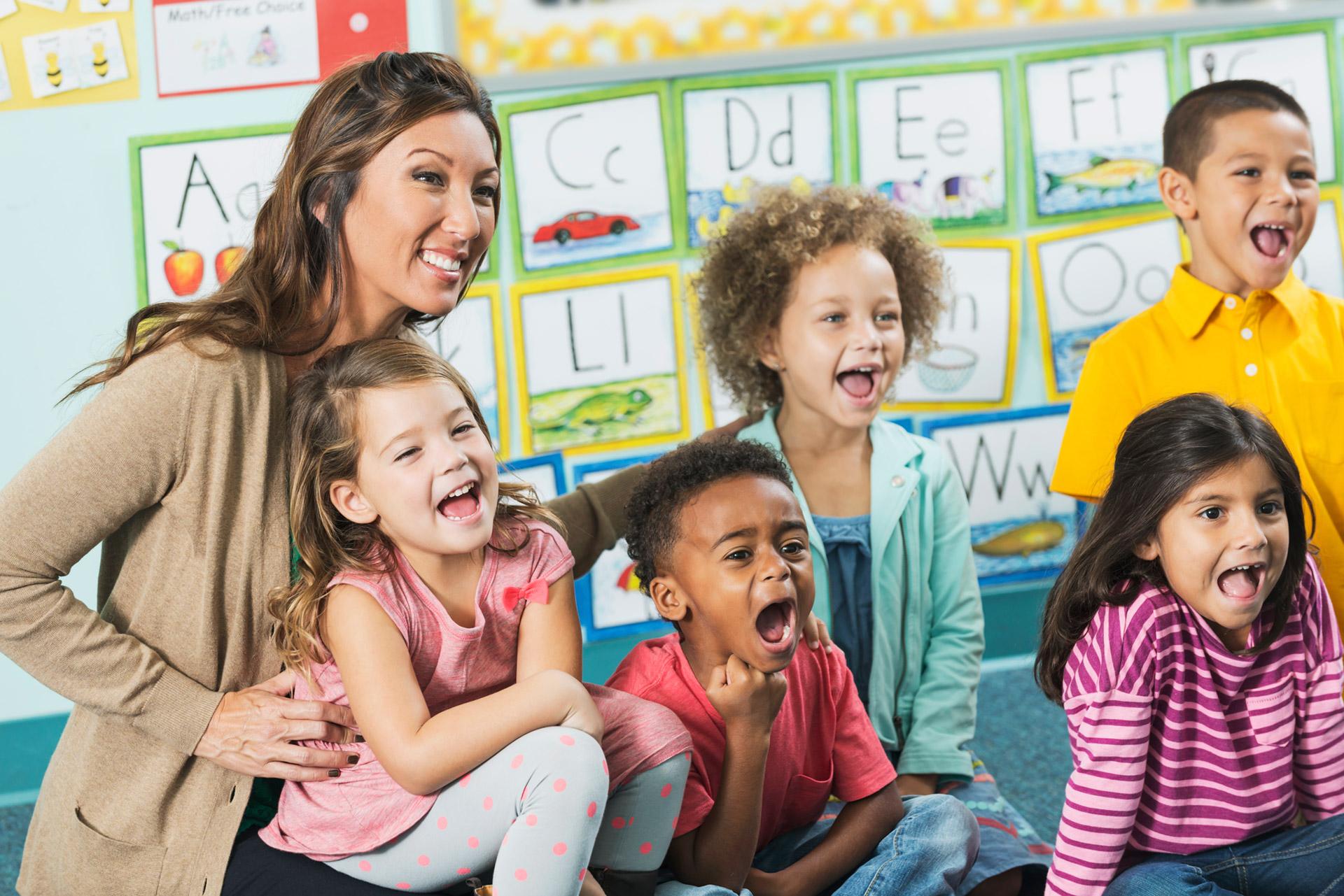 Building Self Esteem In Young Children