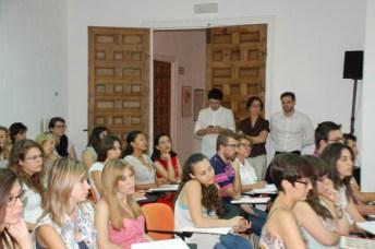 Alumnos inscritos a este curso de verano