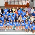 Alumnos y responsables de la UCLM y de los Campus Científicos de Verano
