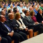 Numerosas personalidades participaron en el acto académico