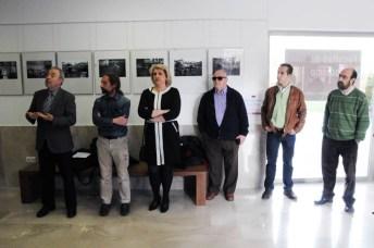 Inauguración de la sala de exposiciones