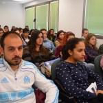 Más de medio centenar de alumnos se han inscrito en el seminario