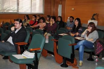 Ponentes y participantes