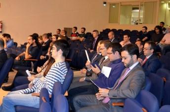 Estudiantes, titulados y empresarios comparten la jornada