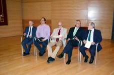 Miguel Ángel Tarancón, Rafael Céspedes, Enrique Viaña, Ernesto Martínez y Luis Arroyo.