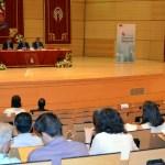 El rector inauguró el encuentro