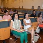 Alumnos y ponentes