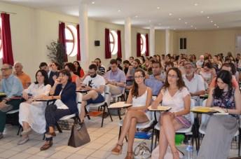 Asistentes a las XXXVIII Jornadas de Teatro Clásico de Almagro