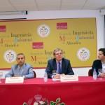 Francisco Mata, Siro Ramiro, Miguel Ángel Collado y David Triguero