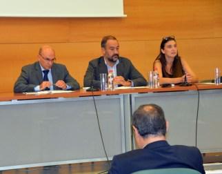 Apertura del seminario a cargo de Julián Garde