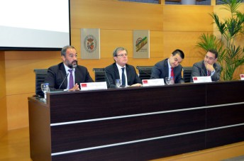 El rector y el consejero de Agricultura y Medio Ambiente se han reunido en el Campus de Albacete