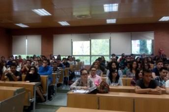 El programa se desarrolla en la Facultad de Derecho y Ciencias Sociales