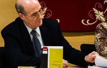 El profesor del Instituto de Almagro de Teatro Clásico Felipe Pedraza