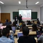 Intervención de Massimo Osanna en la Facultad de Humanidades de Toledo