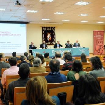 Participantes en el Campus de Cuenca