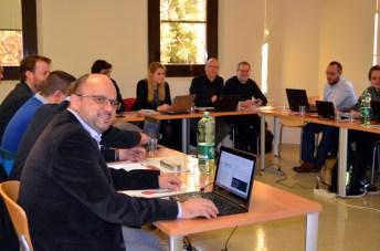 Los investigadores se reúnen en el Campus de Ciudad Real