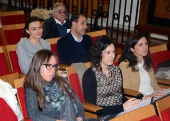 Algunos de los asistentes