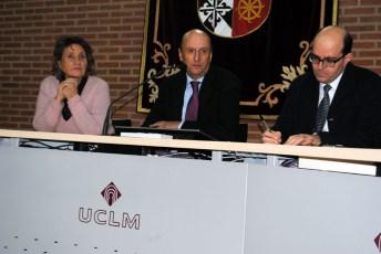 Intervención del profesor Fernandez de Buján