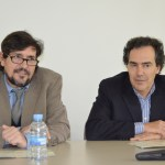 Matías Barchino y Rafael González inauguraron las jornadas