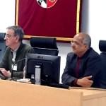 Intervención de Anoop Madhok y Luis Ángel Guerras.
