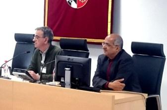 Intervención de Anoop Madhok y Luis Ángel Guerras