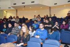 La sesión se celebró en la Escuela Superior de Informática de Ciudad Real