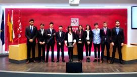Participantes II Certamen Mejor Orador/a 2016