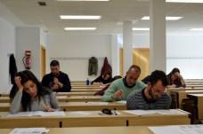 Mayores de 25 años realizan las pruebas en el Campus de Ciudad Real