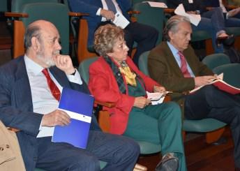 Gil-Robles, Mangas y López Garrido, tres de los ponentes en la jornada