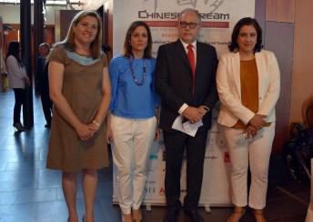 Rosana Rodríguez, Isabel Fernández, Kurtz Grötz y Fátima Guadamillas