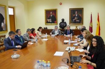 Durante el encuentro se abordado asuntos de interés de ambas instituciones