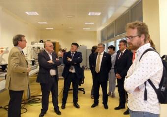 Visita al Instituto de Desarrollo Industrial