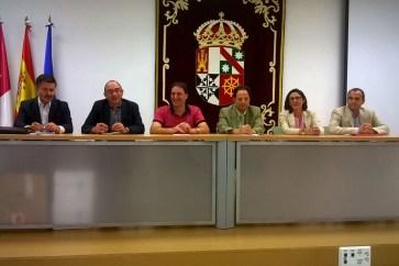 Clausura del curso de experto en Dirección Integrada de Proyectos de la UCLM