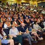Imagen de los recién graduados