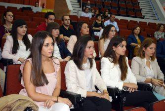 Nuevos alumnos del posgrado