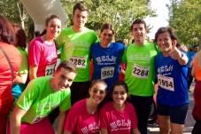El buen tiempo animó a los corredores en Ciudad Real