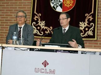 Agustín Motilla y José María Martí