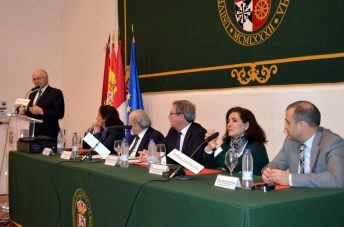Juan Ignacio de Mesa dictó la ponencia