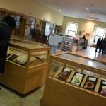 El vestíbulo de la Biblioteca de la Fábrica de Armas acogerá la muestra hasta el 28 de febrero