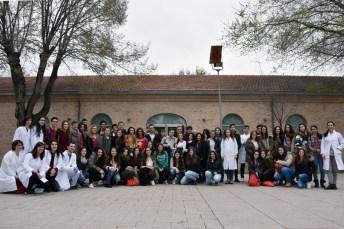 Participantes en la primera jornada