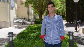 Delegado de campus de Ciudad Real, Carlos Sánchez