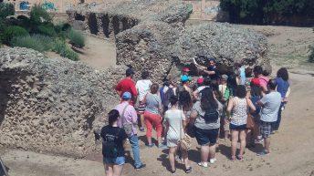 El circo romano de Toledo es uno de los mejores ejemplos conservados