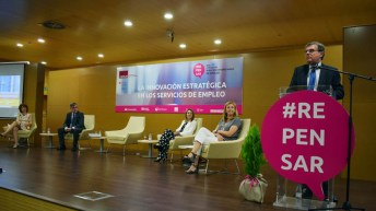 Apertura de las jornadas en el Campus de Albacete
